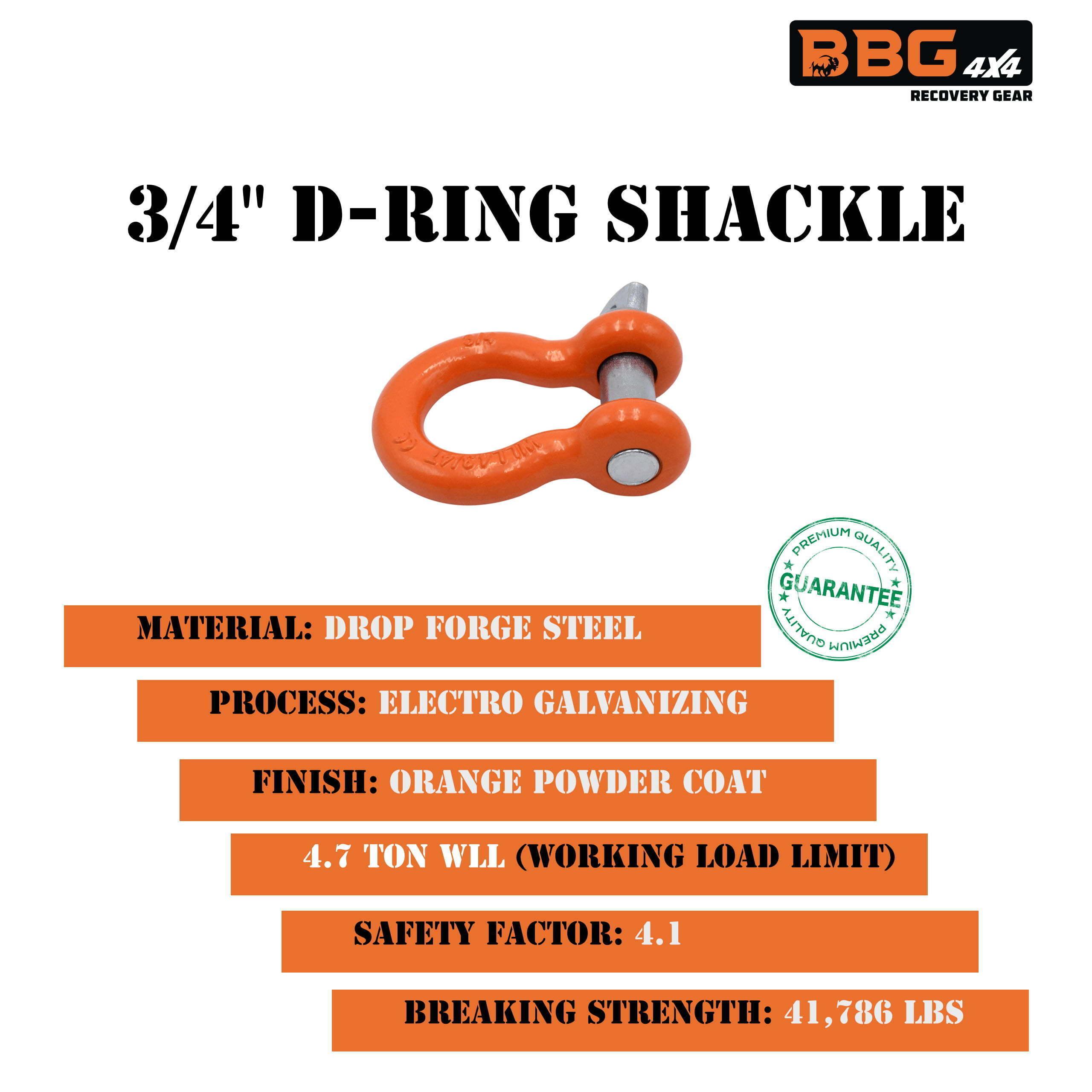 Free Storage Bag and Wrap Tie BBG4x4 Heavy Duty Recovery Tow Strap 30ft x 3 Inch Tow Strap + 1 Hitch Receiver + 2 Shackles Recovery Kit for Emergency Towing and Offroad